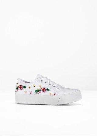Donna Scarpe Sneaker con plateau
