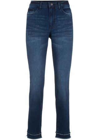 Jeans elasticizzato morbido 7/8