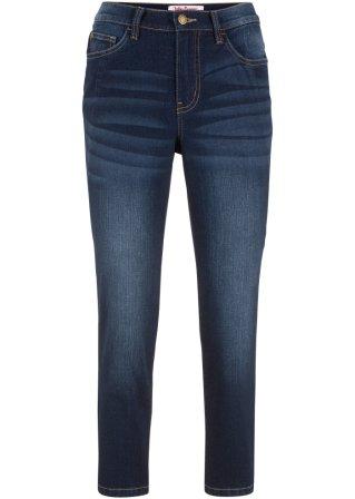 Jeans elasticizzato morbido 7/8 slim