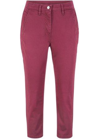 Pantalone 3/4 slim fit