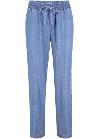 Pantalone in lyocell sostenibile