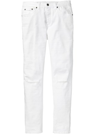 Jeans elasticizzato skinny fit straight