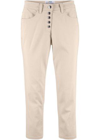 Pantalone 3/4 in poliestere riciclato sostenibile