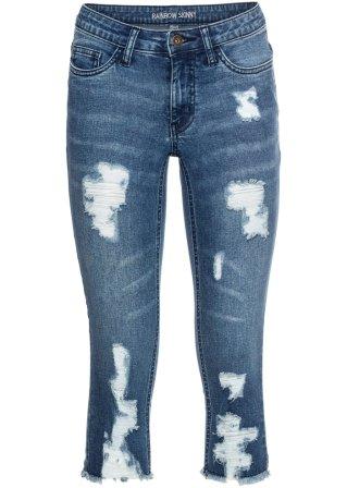 Pinocchietto di jeans