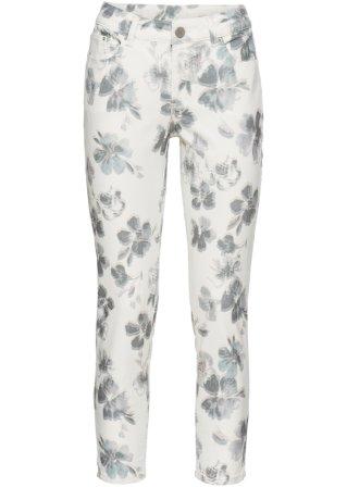 Pantalone a fiori