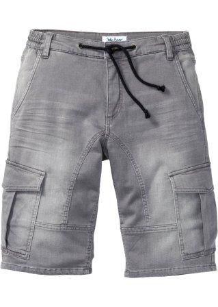 Bermuda di jeans regular fit