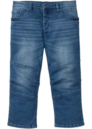 Jeans elasticizzato 3/4 regular fit