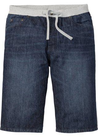 autentico Bermuda di jeans regular fit