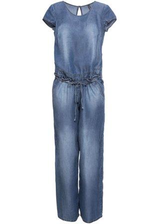 Tuta elegante in jeans