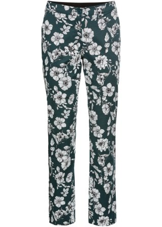 Pantaloni elasticizzati fantasia