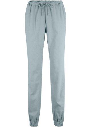 Prezzi stracciati Pantalone in misto lino