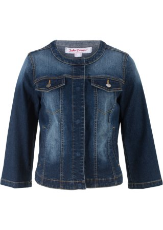 Giacca di jeans elasticizzata