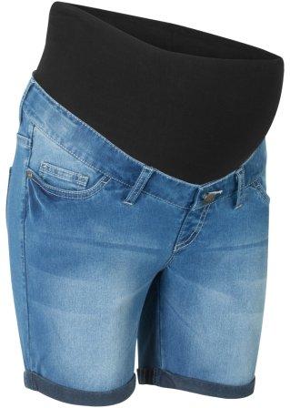 Le vendite Pantaloncini prémaman di jeans