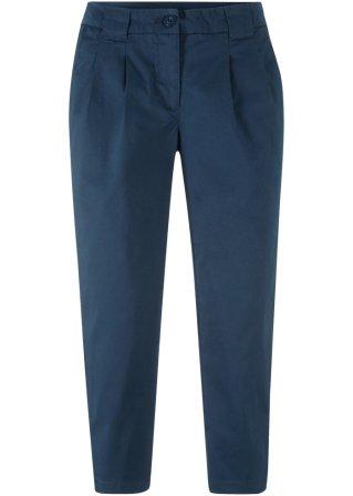 Pantaloni chino a pinocchietto