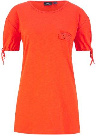 Humble Prezzo T-shirt in cotone con paillettes