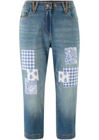 vari formati Jeans capri
