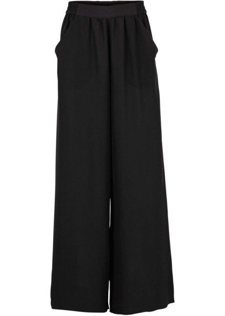 Pantaloni palazzo neri