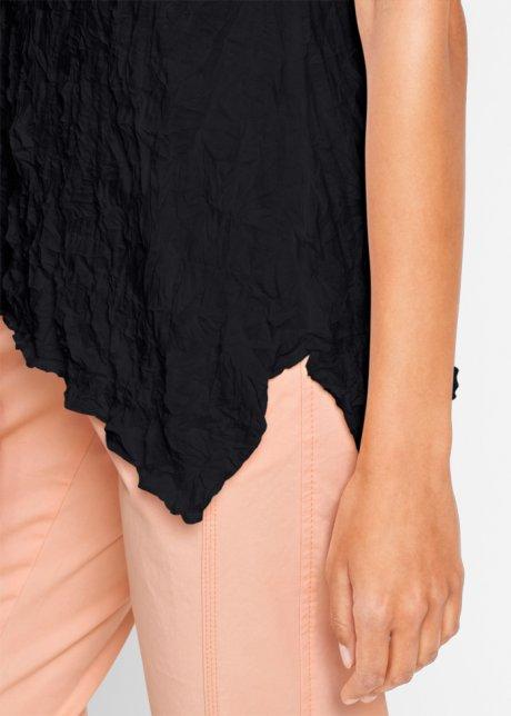 T-shirt lunga asimmetrica Nero - Donna - bonprix.it u94XvIN0