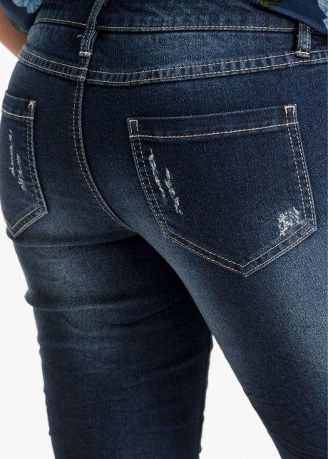 Bermuda di jeans Dark denim - Donna - RAINBOW - bonprix.it w68lpqCY