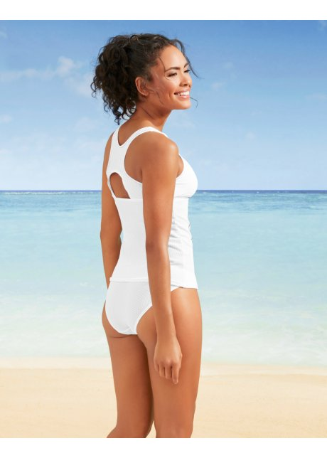 Tankini Bianco / blu - bpc bonprix collection ordina online - bonprix.it PY1HJdyk
