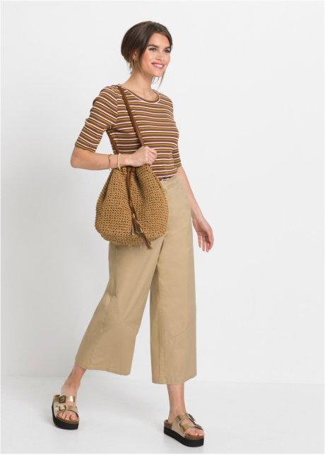 Pantaloni culotte Beige - RAINBOW acquista online - bonprix.it jvEXhC15