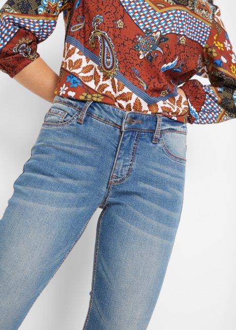 Jeans elasticizzati authentic straight Blu - John Baner JEANSWEAR acquista online - bonprix.it 4IFAye42
