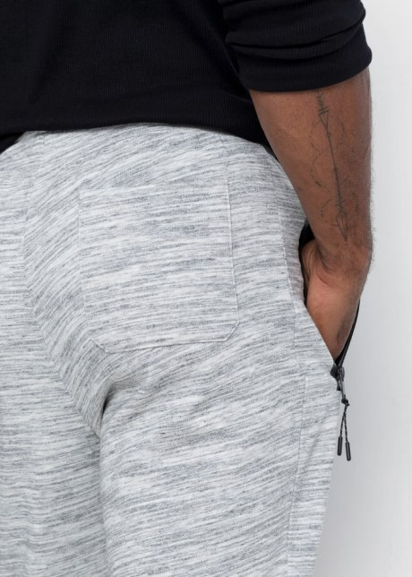 Pantaloni da jogging Grigio melange - bpc bonprix collection ordina online - bonprix.it R05UAt0d