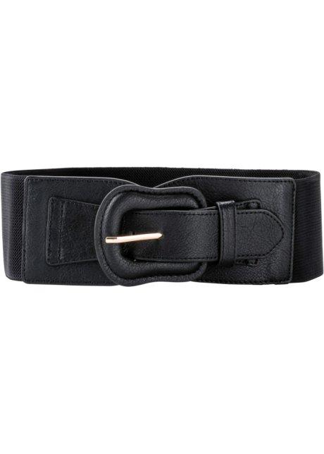 Cintura elasticizzata Nero - bpc bonprix collection ordina online - bonprix.it WyyRrByU