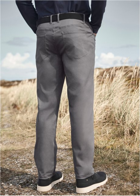 Pantaloni termici elasticizzati regular fit Grigio fumé - bpc bonprix collection - bonprix.it iA9dJ6iX