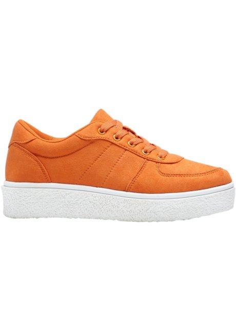 Bellissime sneaker con suola attraente - Arancione 1hrk4tA1