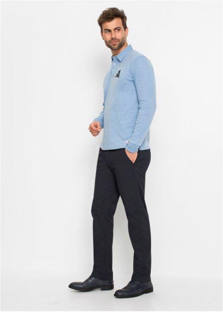 Pantaloni chino con cinta comoda regular fit Verde oliva chiaro fantasia - Uomo - bpc selection - bonprix.it 0KsOjnA1