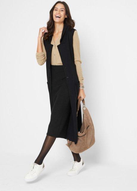 Gonna in maglia Nero - bpc bonprix collection acquista online - bonprix.it z1MVlWoV