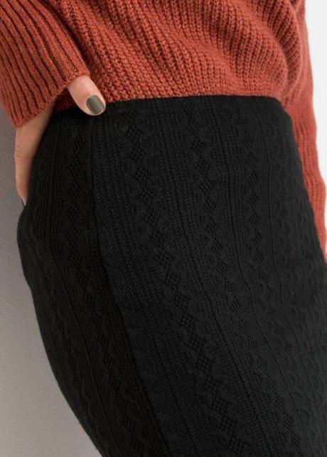 Gonna in maglia Nero - RAINBOW acquista online - bonprix.it guewqWEM