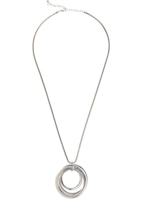 Collana lunga Color argento - bpc bonprix collection acquista online - bonprix.it YBxlOdUV