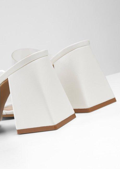 Ciabattine moderne dal design trendy - Bianco naturale X68uHHaY