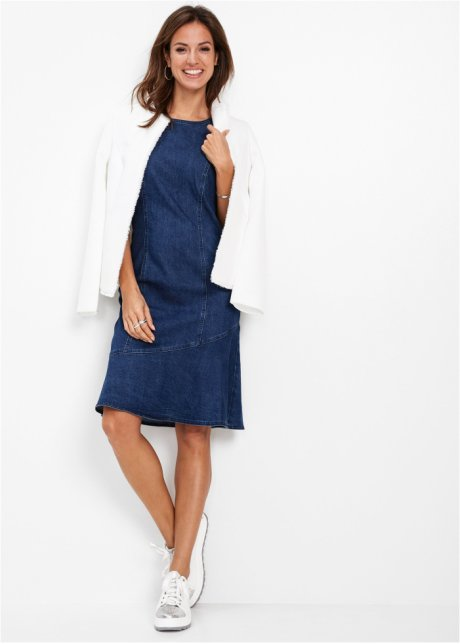 Abito di jeans Blu stone - bpc selection acquista online - bonprix.it 04WX4h5a