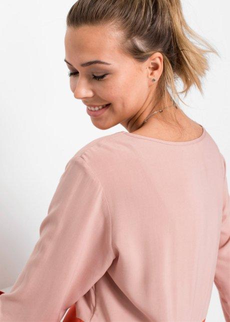 Abito oversize Rosa antico / cannella - RAINBOW acquista online - bonprix.it tKKX3EQa