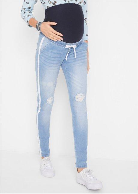 Jeans prémaman Blu bleached - Donna - bpc bonprix collection - bonprix.it k2yF46FA
