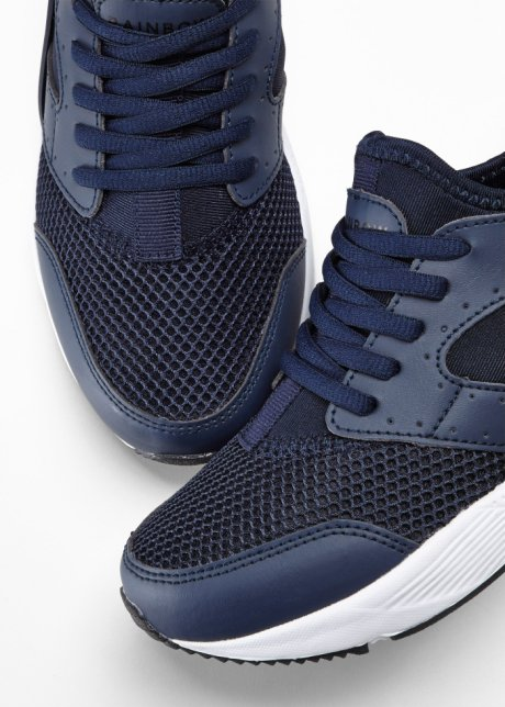 Sneaker sportive dal design moderno - Blu scuro 0zhhyLBd