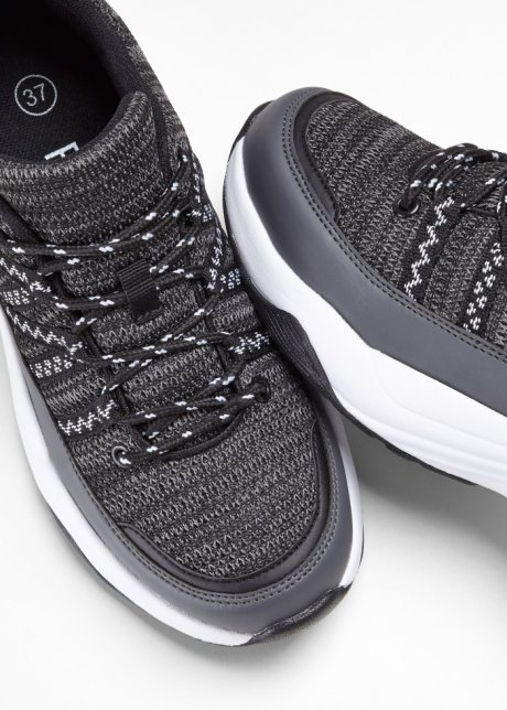 Sneaker Nero / bianco - RAINBOW ordina online - bonprix.it q6bu9HS7