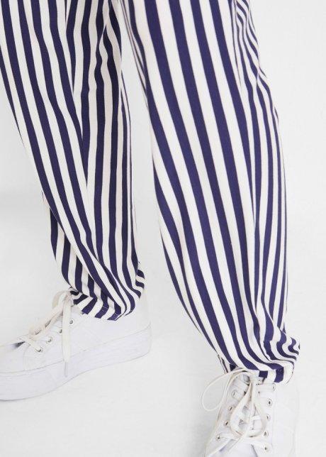 Pantaloni in maglina Maite Kelly Indaco / bianco a righe - bpc bonprix collection acquista online - bonprix.it tPzdXC4T