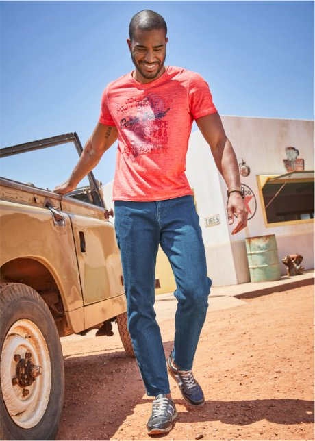 Jeans powerstretch classic fit tapered Blu stone - Uomo - bonprix.it x9Il3StI