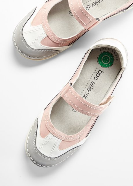 Ballerine comode Grigio chiaro / rosa - bpc selection - bonprix.it Paw9bBIs