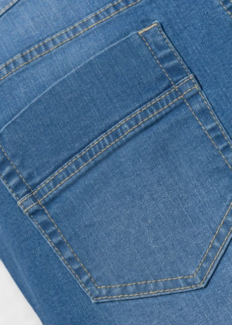 Nellissimi jeans softstretch slim fit bootcut - Blu bleached XI3oOUPh
