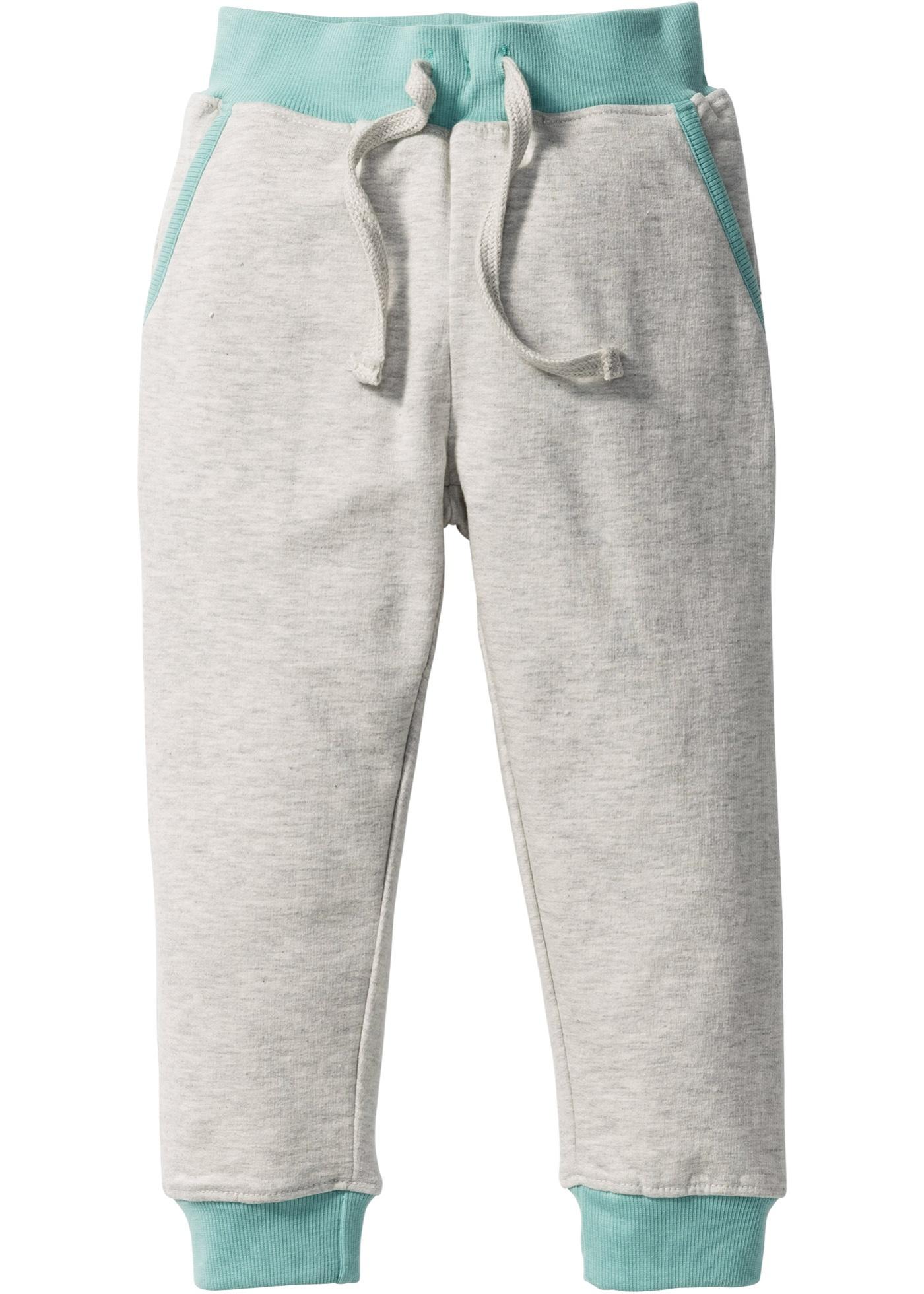 Pantalone in felpa  Bianc