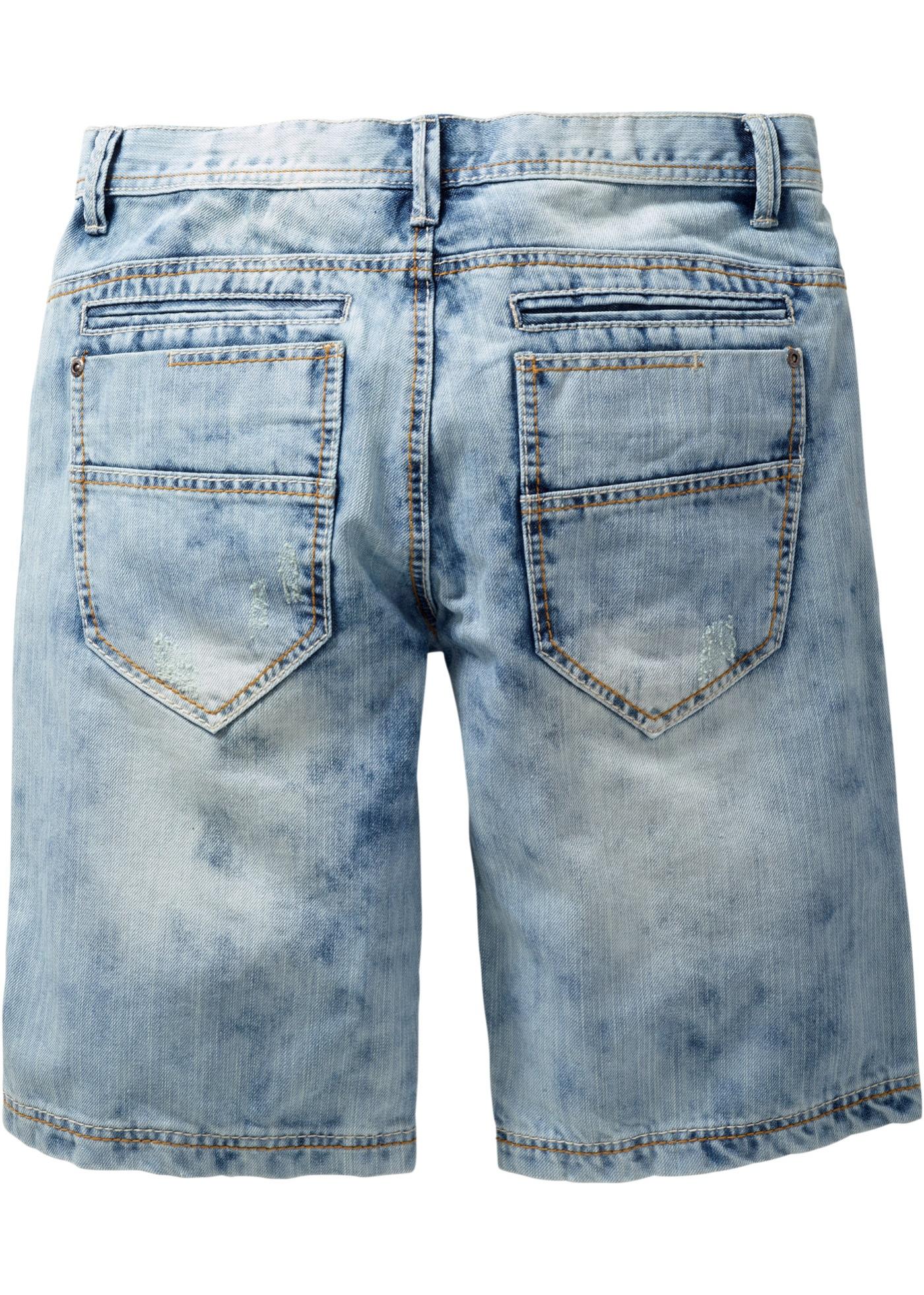 Bermuda di jeans LOOSE  B