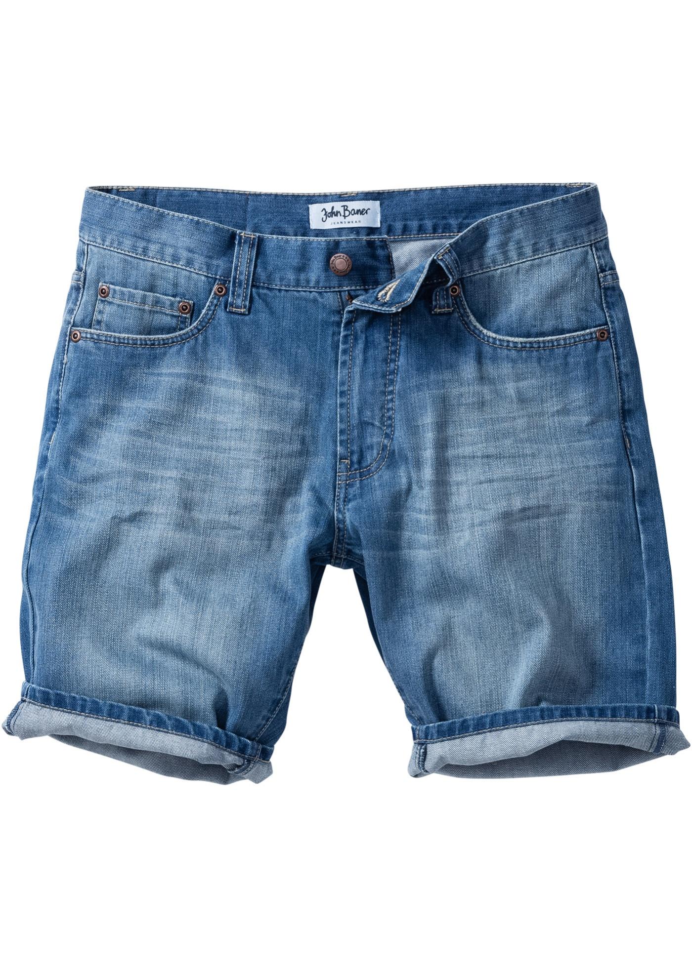 Bermuda di jeans  Blu  -