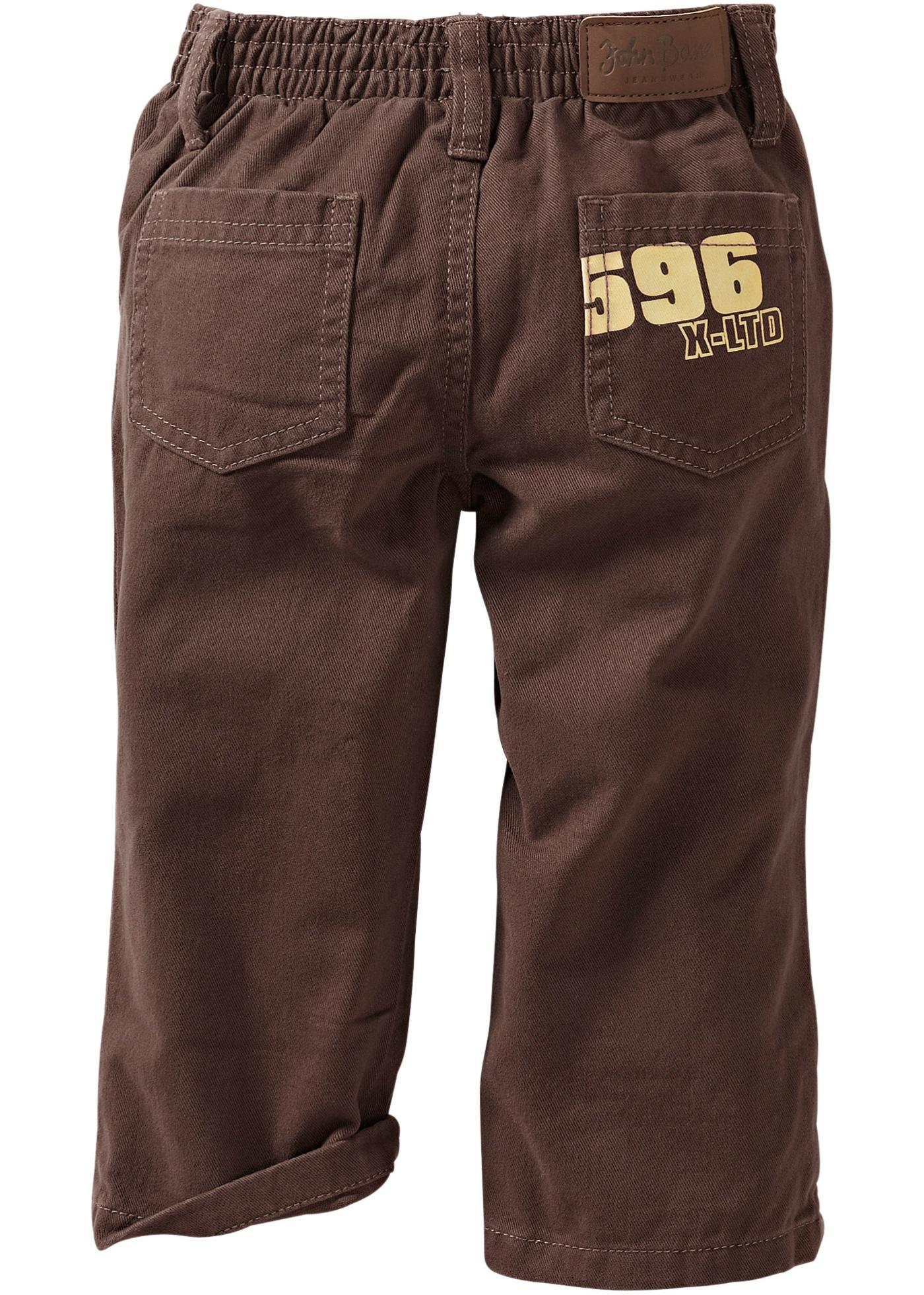 Pantalone  Marrone  - Joh