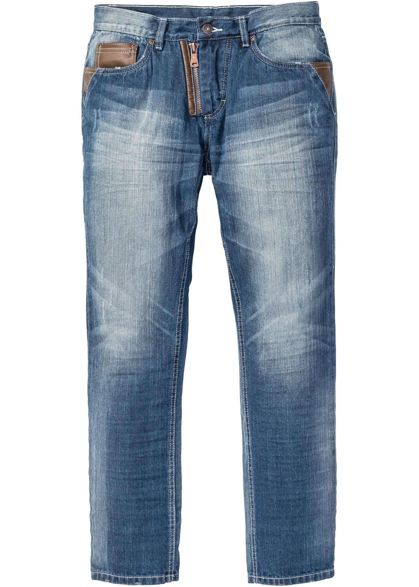Jeans TAPERED  Blu  - RAI