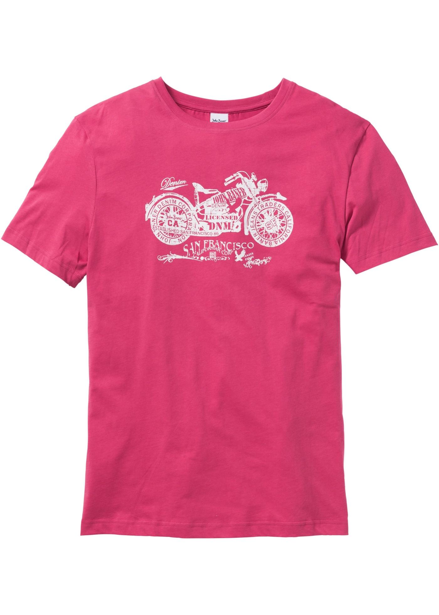 T-shirt regular fit  Fucs